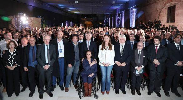 CJL: Presentación de «Justicia Perseguirás» en Casa Rosada