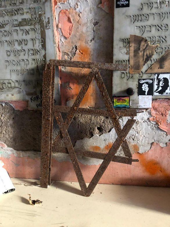 Jabad: Antigua Sinagoga intrusada en La Boca recuperada