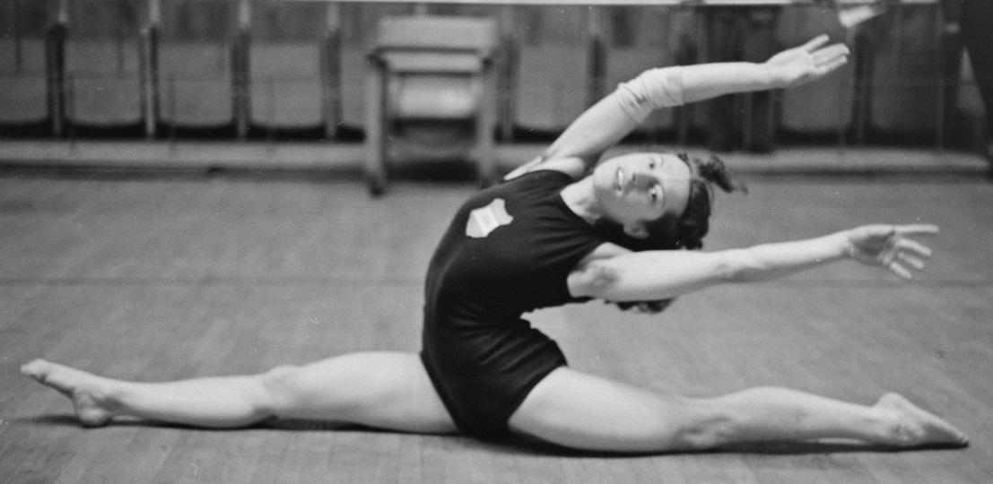 Efemérides | Hoy en la historia judía: cumple 100 años la medallista olímpica en gimnasia artística Ágnes Keleti - Itón Gadol